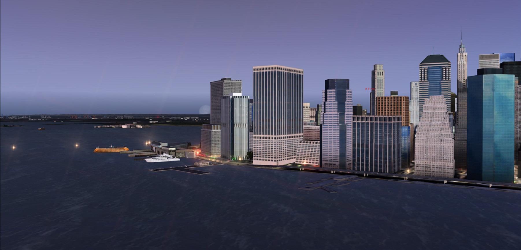 FSDT New York KJFK and Drzewiecki Designs New York City V2