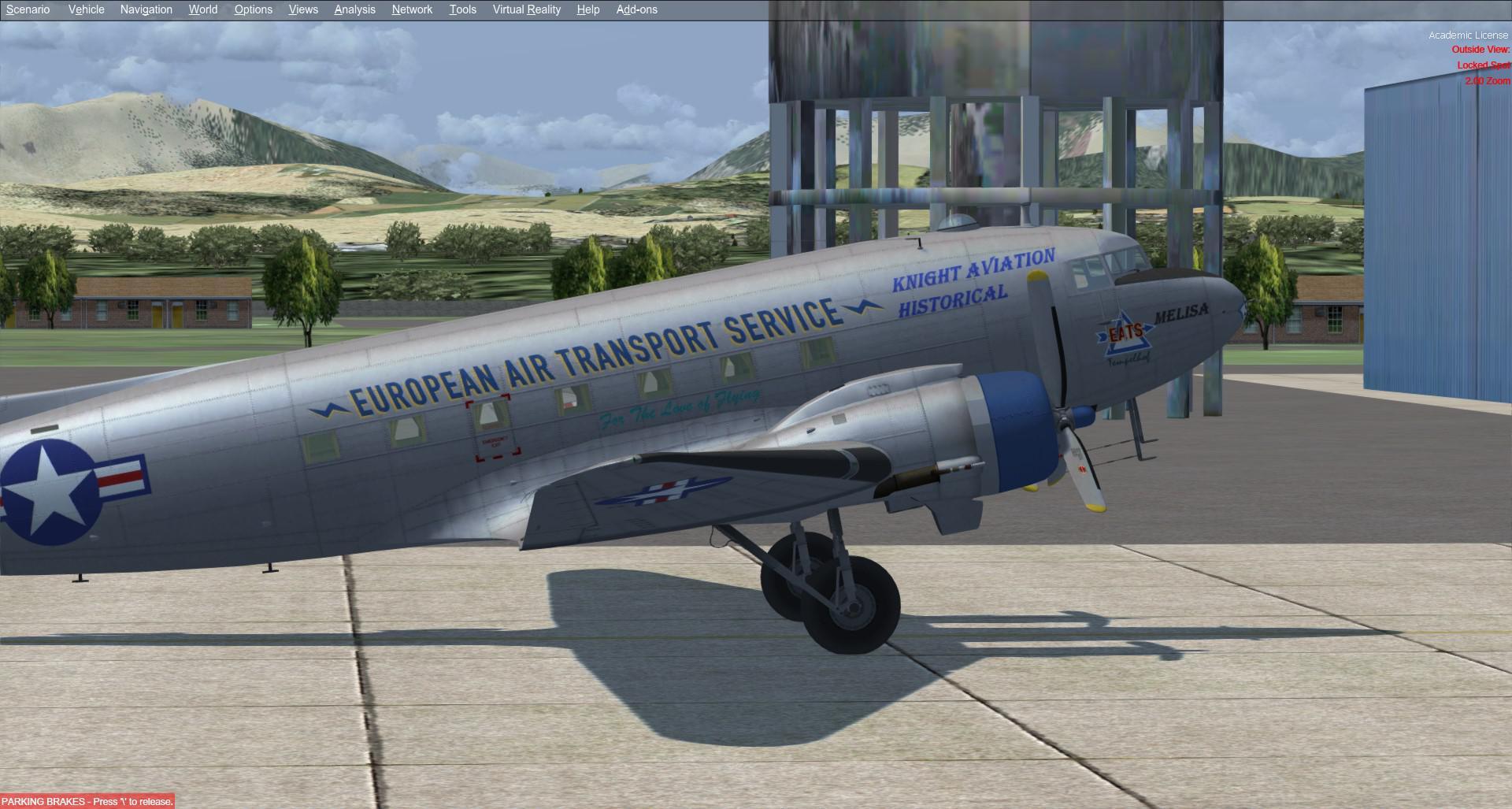 Knight Aviation Historical